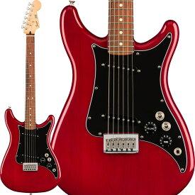 Fender MEX Player Lead II (Crimson Red Transparent/Pau Ferro) 【rpt5】