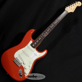 Fender Made in Japan Traditional 60s Stratocaster (Fiesta Red) 【rpt5】