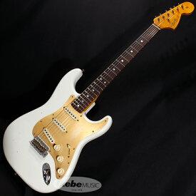 Fender Custom Shop 2019 Limited Big Head Stratocaster Jouneyman Relic (Aged Olympic White) 【rpt5】