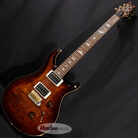 P.R.S. Custom24 10top Black Gold Burst #237335 【特価】