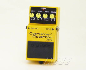 BOSS OS-2 (OverDrive/Distortion) 【期間限定★送料無料】 【rpt5】【IKEBE×BOSSオリジナルデザインピックケースプレゼント】