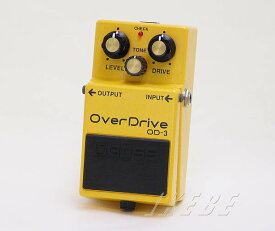 BOSS OD-3 (OverDrive) 【期間限定★送料無料】 【rpt5】 【IKEBE×BOSSオリジナルデザイン風呂敷プレゼント】【あす楽対応】