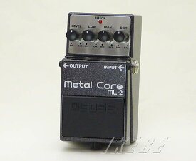 BOSS ML-2 (Metal Core)【期間限定★送料無料】 【rpt5】 【IKEBE×BOSSオリジナルデザイン風呂敷プレゼント】