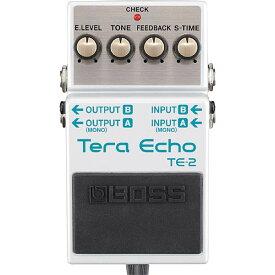 BOSS TE-2 [Tera Echo] 【期間限定★送料無料】 【rpt5】 【IKEBE×BOSSオリジナルデザイン風呂敷プレゼント】【あす楽対応】