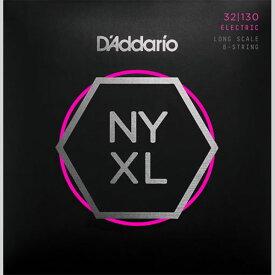 D'Addario NYXL Series 6-String Electric Bass Strings [NYXL32130]