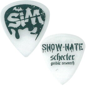SCHECTER SHOW-HATE ピック ×10枚セット [SPA-SM/SH]