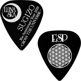 ESP Artist Pick Series SUGIZO Model PA-LS08-CROSS ×10枚セット [LUNA SEA 30th Anniversary Tour 2020 -CROSS THE UNIVERSE-]