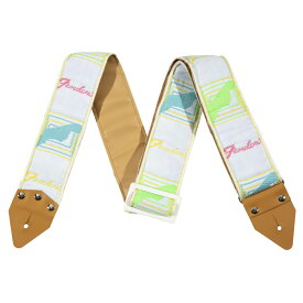 Fender Hama Okamoto Signature Strap (WH/YW/PK/BL/GR) 【9月以降入荷予定】