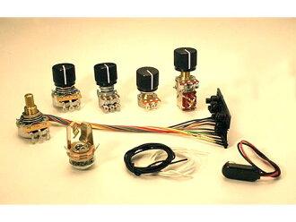 Sadowsky Guitars Bass Preamp Kit