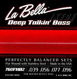 "LaBella 760FHB2 for Hofner ""Beatle Bass"""