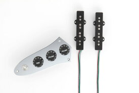 "DiMarzio Pre-wired Pickup Set for J Bass ""Area J set (FB2200CA2BK)"" 【安心の正規輸入品】"