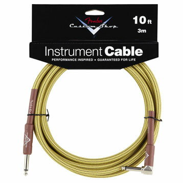 Fender USA Custom Shop Performance Series Cables [10ft/S-L]