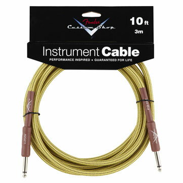 Fender USA Custom Shop Performance Series Cables [10ft/S-S]