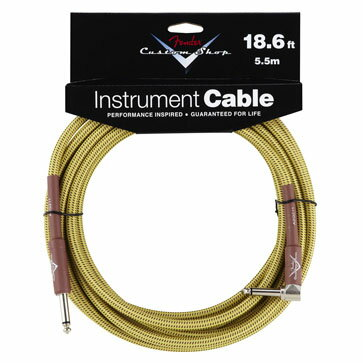 Fender USA Custom Shop Performance Series Cables [18.6ft/S-L]