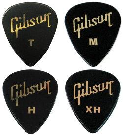 Gibson Gross Black Standard Style Pick ×10枚セット