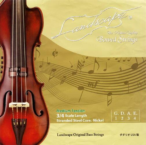 Landscape HP610 The Highest Quality Bowed Strings [SWB専用弦]