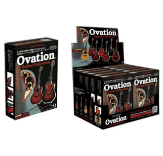 MEDIA FACTORY Ovation Guitar Collection[BOX(10个装)]