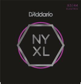D'Addario NYXL Series Electric Guitar Strings [NYXL09544 Super Light Plus 9.5-44]