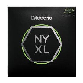 D'Addario NYXL Series Electric Bass Strings [NYXL45105]
