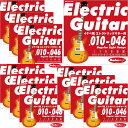 "IKEBE ORIGINAL Electric Guitar Strings ""イケベ弦 エレキギター用 010-046"" [Regular Light Gau..."