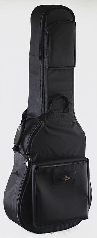 "NAZCA Protect Case for Acoustic Guitar ""Black/#8"" [ドレッドノート用] 【即納可能】"