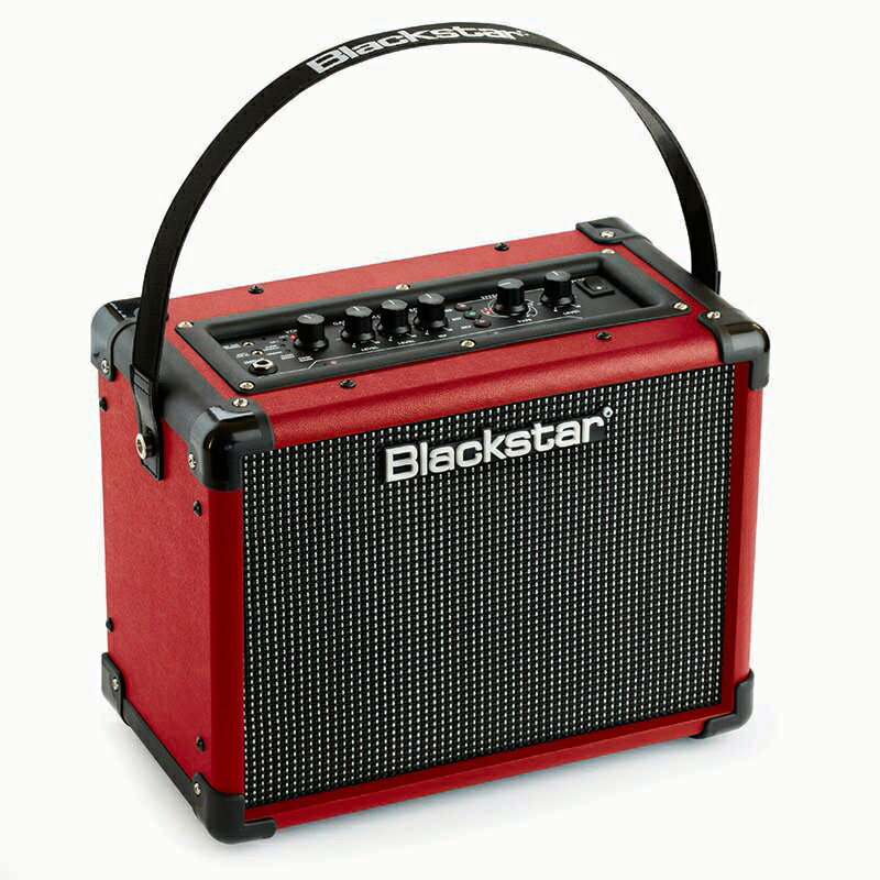 Blackstar ID:CORE10 V2 RED [Guitar Mini Amp] 【送料無料】 【限定タイムセール】