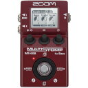 ZOOM MULTI STOMP MS-60B [for Bass] 【送料無料】 【ikbp5】