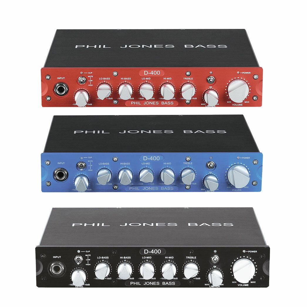 PJB Phil Jones Bass D-400 Mod.