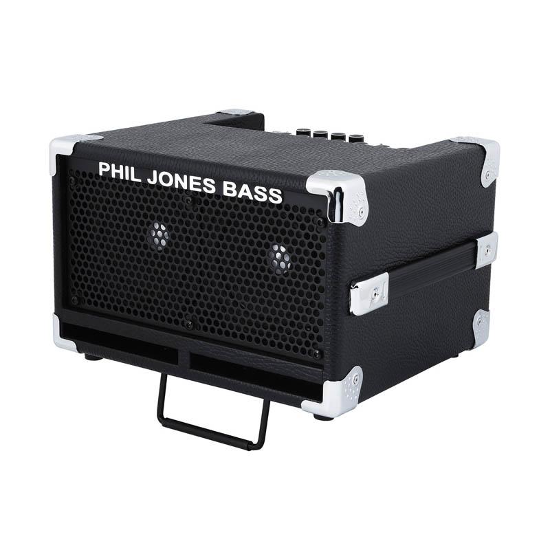 PJB Phil Jones Bass BASS CUB II (Black)
