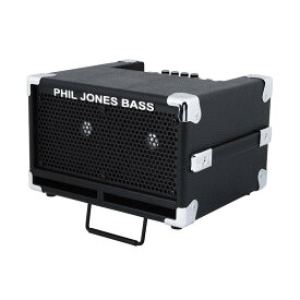 PJB Phil Jones Bass BASS CUB II (Black) [110W仕様]