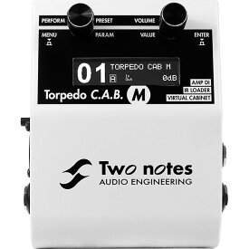 Two Notes Torpedo C.A.B. M 【限定タイムセール】