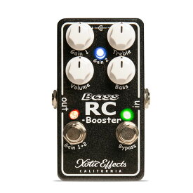 Xotic Bass RC-Booster V2