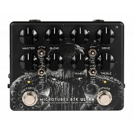 "あす楽 新品 即納可能 Darkglass Electronics Microtubes B7K Ultra v2 with Aux In Limited edition ""The SQUID"" 【アウトレット特価】"