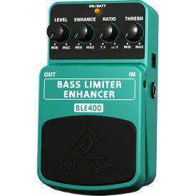 BEHRINGER BLE400 BASS LIMITER ENHANCER 【お取り寄せ商品】