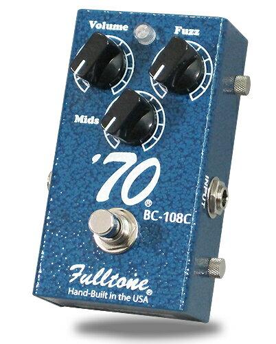Fulltone '70-BC Fuzz 【特価】