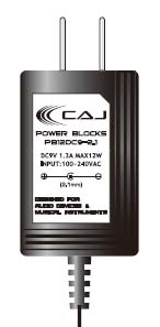 CAJ PB12DC9-2.1 [POWER BLOCKS/パワーサプライ]