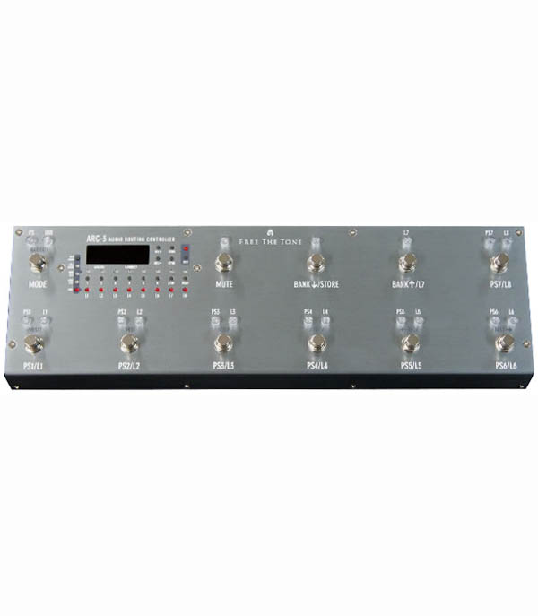 Free The Tone ARC-3 [Audio Routing Controller] 【ポイント5倍】