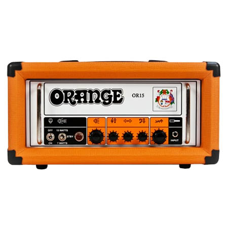 Orange OR15 Head 【特価】