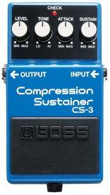 BOSS CS-3 [Compression Sustainer] 【期間限定★送料無料】 【ikbp5】