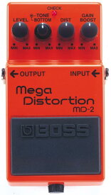 BOSS MD-2 [Mege Distortion] 【期間限定★送料無料】 【ikbp5】