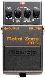 BOSS MT-2 [Metal Zone] 【期間限定★送料無料】 【ikbp5】 【IKEBE×BOSSオリジナルデザインアルミスポーツボトルプレゼント】