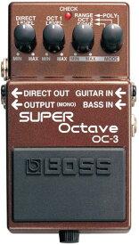 BOSS OC-3 [SUPER Octave] 【期間限定★送料無料】 【ikbp5】 【HxIv35_04】