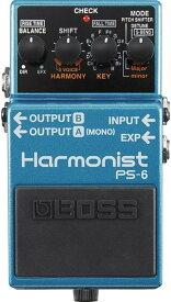 BOSS PS-6 [Harmonist] 【期間限定★送料無料】 【ikbp5】