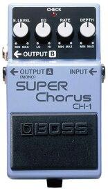 BOSS CH-1 [SUPER Chorus] 【期間限定★送料無料】 【ikbp5】 【IKEBE×BOSSオリジナルデザインアルミスポーツボトルプレゼント】