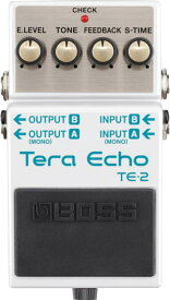 BOSS TE-2 [Tera Echo] 【期間限定★送料無料】 【ikbp5】 【IKEBE×BOSSオリジナルデザインアルミスポーツボトルプレゼント】