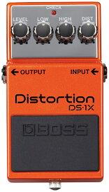 BOSS DS-1X [Distortion] 【期間限定★送料無料】 【ikbp5】