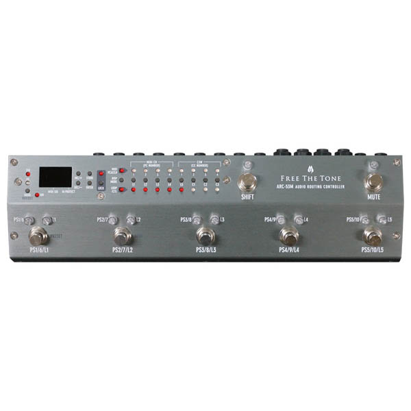 Free The Tone ARC-53M ver.2.0 [Audio Routing Controller] 【ポイント5倍】