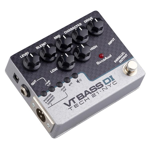 TECH 21 SansAmp VT Bass DI