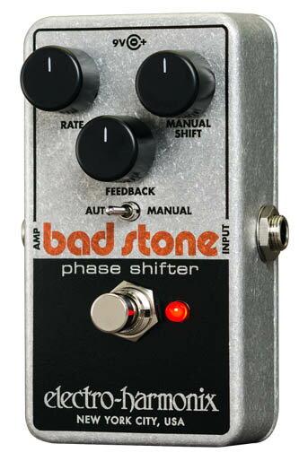 Electro Harmonix Bad Stone [Phase Shifter] 【期間限定新品特価!】