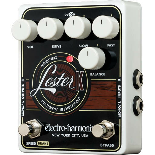 Electro Harmonix Lester K [Stereo Rotary Speaker] 【特価】